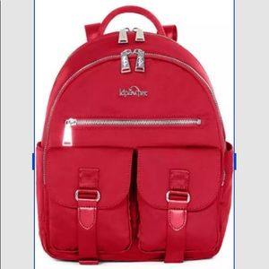 Kipling Amory Small Backpack Candied Red